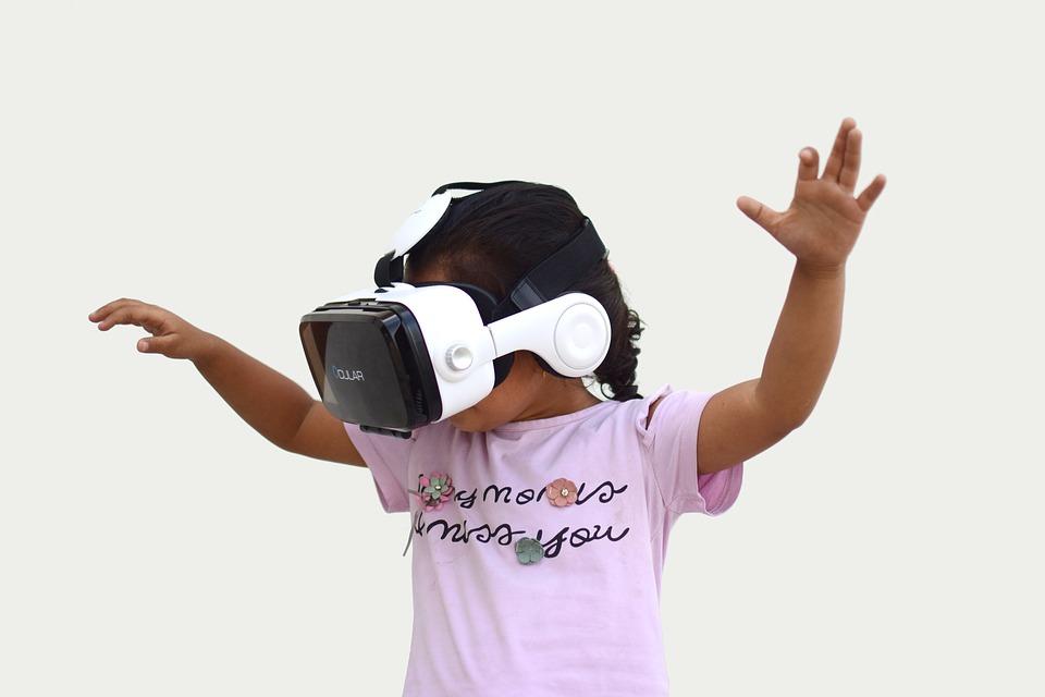 casque de réalité virtuelle pour visites virtuelles